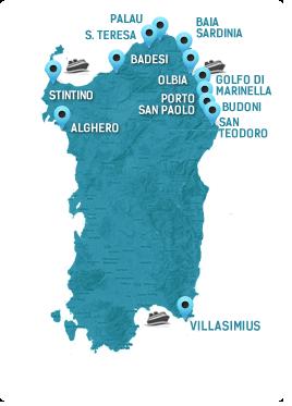 Position Villasimius